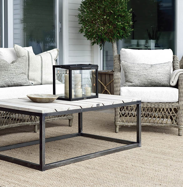 Anson Coffee Table Styled