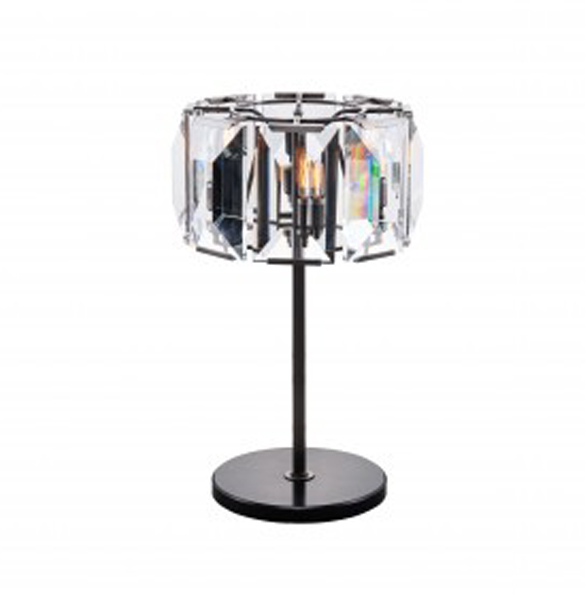Facet Table Lamp in Crystal 1