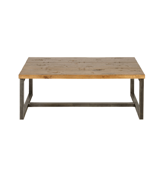 Ironoak Axel Coffee Table in Saloon.