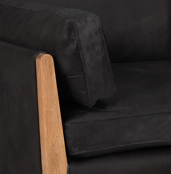 Loffee Single Seater Detail.