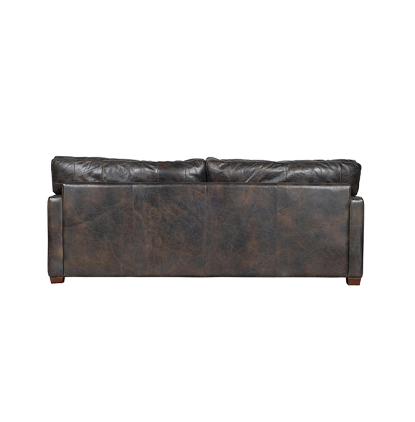 Viscount William Three Seater in Old Glove Espresso 4